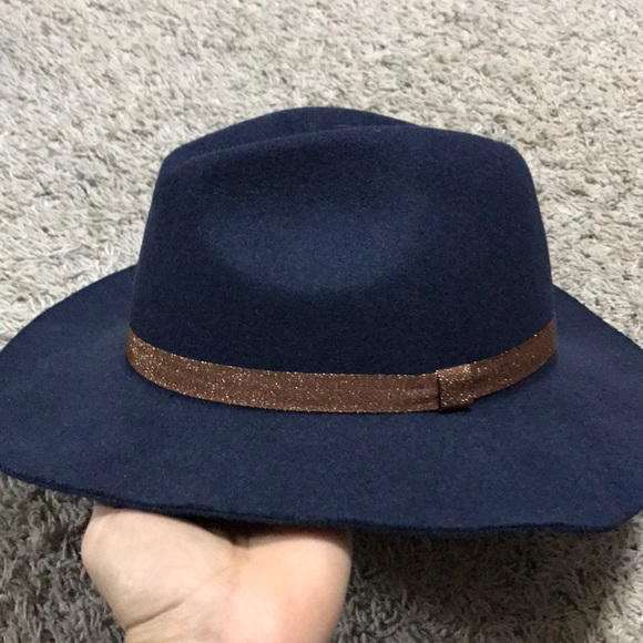 GAP Accessories - GAP fedora hat (navy) 91ab254e6f6
